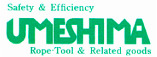 Safety & Efficiency UMESHIMA Rope Tool & Related goods